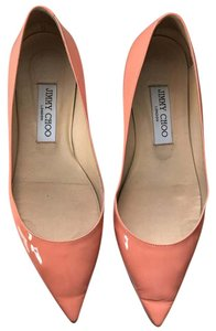 Jimmy Choo Grapefruit Flats