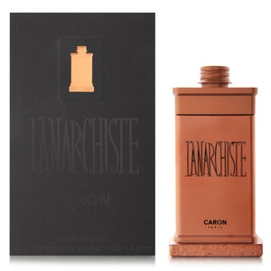 Caron L'ANARCHISTE DE CARON by CARON 3.4oz -100ml EDT Spry For Men,New