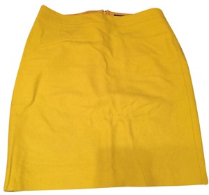J.Crew Skirt yellow (mustard)