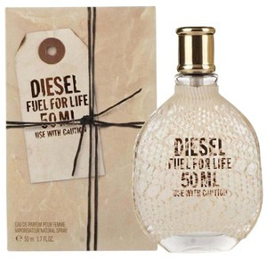 Diesel DIESEL FUEL FOR LIFE 1.7oz/50ml EDP Spray for Woman,New.