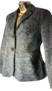 Anthropologie Gray Blazer