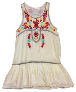 Lovers + Friends short dress white/multi on Tradesy