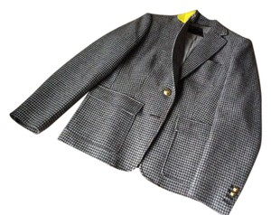 J.Crew Brown check Blazer
