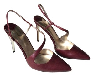 Joan & David Wine Pumps