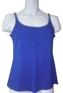 New York & Company Top superb blue