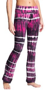 Hard Tail Hard Tail Tye Dye Flare Leggings, Size Extra Small