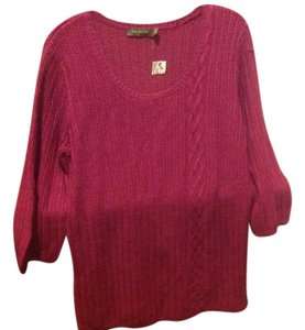 The Limited Burgundy With Tags Free Shopping Sweater