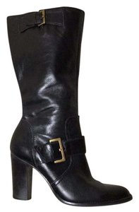 BP. Clothing Black leather Boots