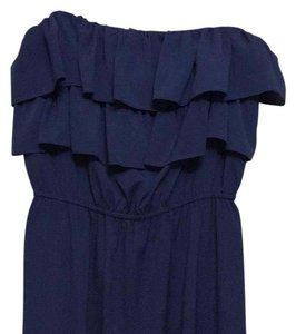 cobalt Maxi Dress by Suzi Chin for Maggy Boutique