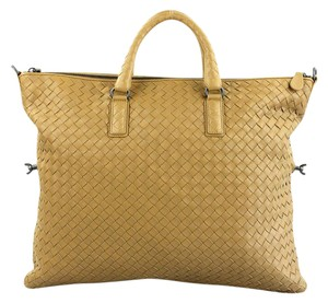 Bottega Veneta Satchel in Camel