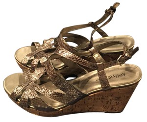 Kelly & Katie Silver Wedges