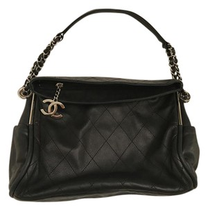 Chanel Lambskin Ultimate Soft Hobo Bag