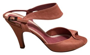 Hugo Boss blush pink Sandals