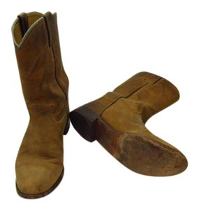 Justin Boots Tan Boots