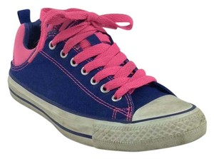 Converse purple/pink Athletic