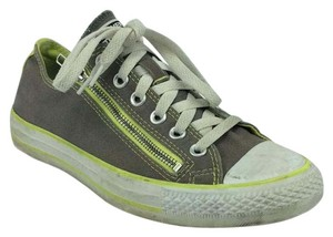 Converse grey/green Athletic