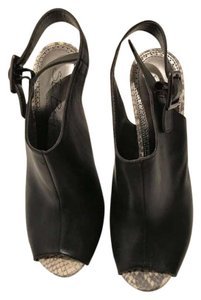 SE Boutique by Sam Edelman Designs black Sandals