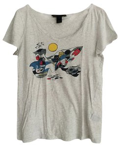 Marc Jacobs T Shirt Gray