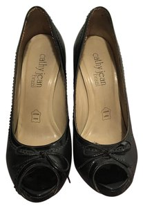 Cathy Jean Black Pumps