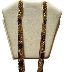 Estate Jewelry Hip Leopard Crystals