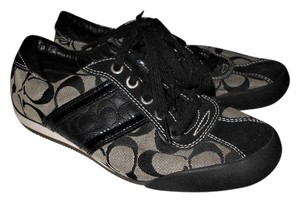 Coach Sneakers Black/Gray Athletic