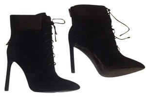simmi Black suede Boots