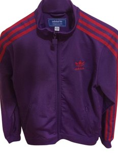 adidas Purple & Pink Jacket