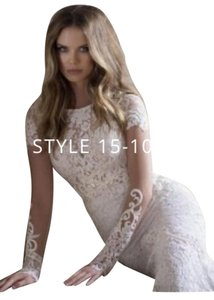 Berta Bridal Style 15-104 Wedding Dress