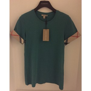 Burberry Brit T Shirt Aqua Green