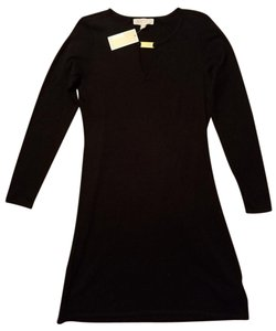 Michael Kors short dress Black Sweater Cozy Brand on Tradesy