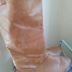 Style & Co brown Boots