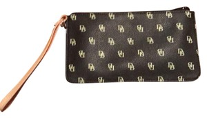 Dooney & Bourke Wristlet with key fob