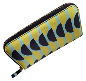 Marni Geometric Patterned Wallet