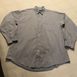 Hugo Boss 100% Cotton 15.5 Dress Shirt