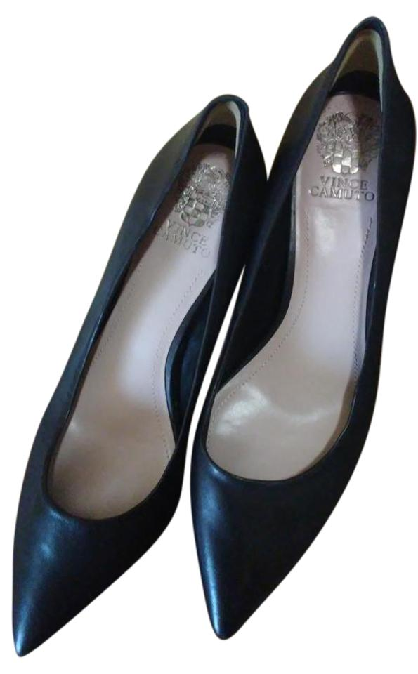 woman Vince Black Camuto Black Vince Kitten Pumps trendy 65e802
