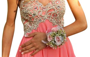 Evenings By Allure Prom Homecoming Embellished Dress