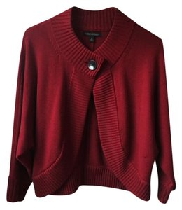 Banana Republic Shrug Merino Wool Dolman Sleeve Sweater