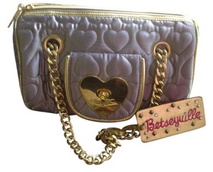 Betseyville Tote in Silver