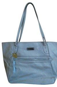 Franco Sarto Tote in Light tan metallic