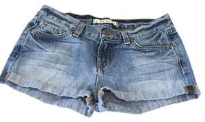 J Brand Cuffed Shorts Denim - Blue