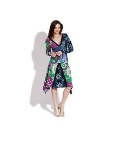 Desigual short dress Multi-Color on Tradesy