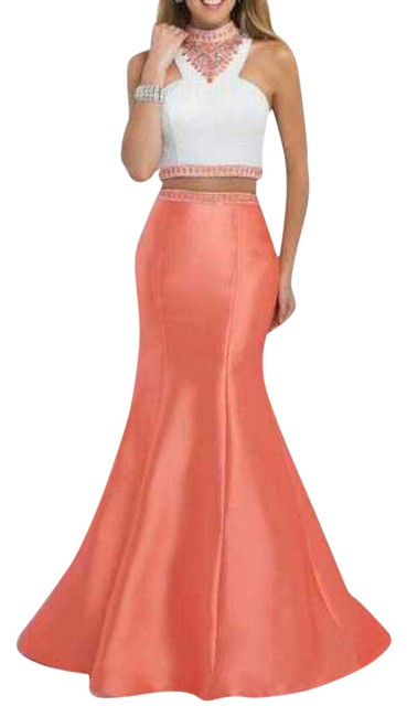 Preload https://img-static.tradesy.com/item/20606395/blush-coral-and-cream-prom-by-alexia-long-formal-dress-size-4-s-0-2-650-650.jpg