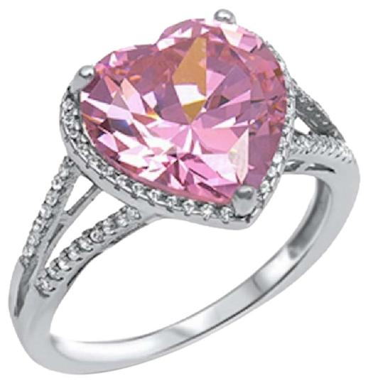 Preload https://img-static.tradesy.com/item/20606408/925-pink-ice-topaz-heart-cocktail-size-7-ring-0-1-540-540.jpg
