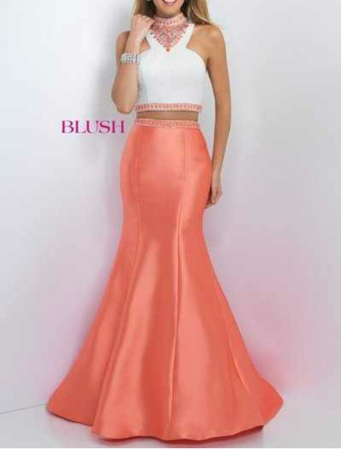 Preload https://img-static.tradesy.com/item/20606456/blush-coral-and-cream-prom-by-alexia-long-formal-dress-size-6-s-0-0-650-650.jpg
