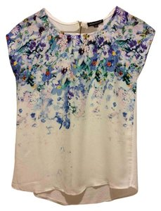 Other Top White with blues, etc.