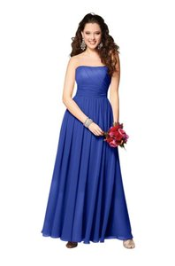 Alfred Angelo Cobalt 7141 Dress