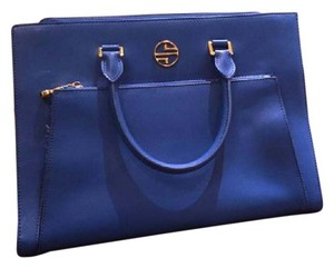 Segolene Paris Satchel in Dazzling Blue