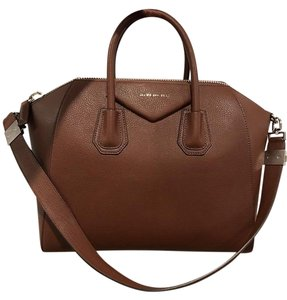 Givenchy Antigona Handle Tote in brown