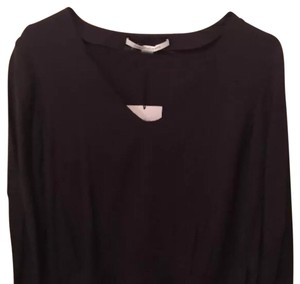 Diane von Furstenberg Top midnight deep purple