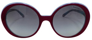Tiffany & Co. Cherry Round Sunglasses with Gradient Lens TF 4107 8167/3C
